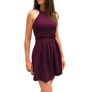 Bluenotes- Fit and Flare Dress